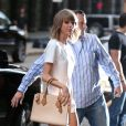 Taylor Swift se promène à New York le 27 mai 2015.