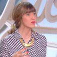 Daphné Bürki présente  Le Tube  sur Canal+, le samedi 30 mai 2015.