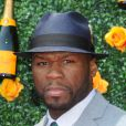 Curtis James Jackson III lors du 8e tournoi de Polo Veuve Clicquot près de New York le 30 mai 2015