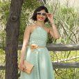 Freida Pinto - People à la journée annuelle Veuve Clicquot Polo Classic à Liberty Island, le 30 mai 2015