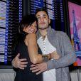 Nathalie et Vivian - Départs des Anges 7 pour le Brésil le samedi 10 et le dimanche 11 janvier 2015.