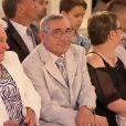 Mariage de Thierry, candidat de  L'amour est dans le pré  et de Véronique qui s'est déroulé le 23 mai dernier. Images diffusées sur M6, le 1er juin 2015.