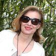 Valérie Trierweiler à Roland-Garros à Paris le 2 juin 2015