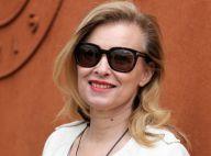 Roland-Garros 2015 : Valérie Trierweiler rayonnante après une soirée endiablée