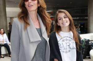 Cindy Crawford : Fière de sa fille Kaia pour un cliché très mode