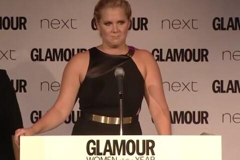 Amy Schumer, 70 kilos : ''Je peux quand même choper du mec''