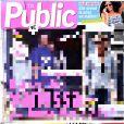 Magazine  Public , en kiosques le 5 juin 2015.