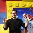 """Chris Pratt - Première du film """"La Grande Aventure Lego"""" à Westwood, le 1er février 2014."""
