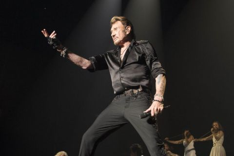 Johnny Hallyday en répétitions : Déjà 600 000 billets vendus de la tournée