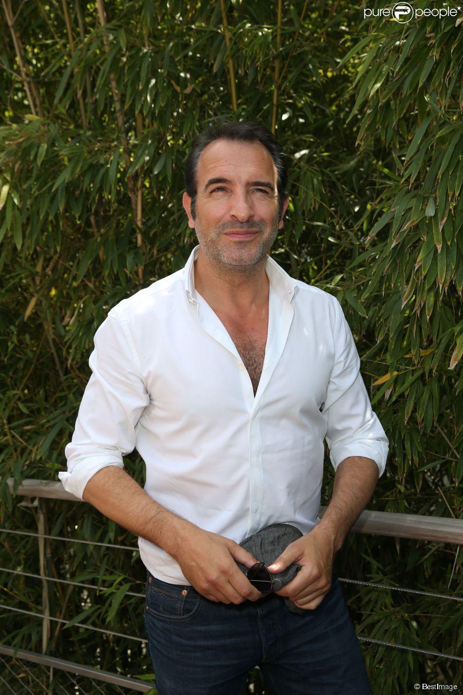 Roland garros jean dujardin nathalie p chalat et laure for Enfants de jean dujardin