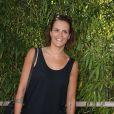 Laure Manaudou - Finale hommes du tournoi de tennis de Roland-Garros à Paris, le 7 juin 2015.