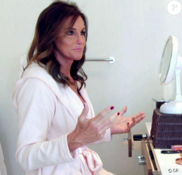"""Caitlyn Jenner dans un premier extrait du documentaire """"I am Cait"""". Diffusion sur la chaîne E! à partir du 26 juillet 2015."""