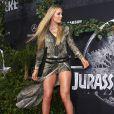 Lindsey Vonn  à la première de Jurassic World au Dolby Theatre à Hollywood, le 9 juin 2015.