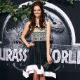 Lydia Haerst  à la première de Jurassic World au Dolby Theatre à Hollywood, le 9 juin 2015.