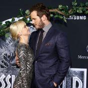 Chris Pratt : La star de Jurassic World amoureux face à Bryce Dallas Howard sexy