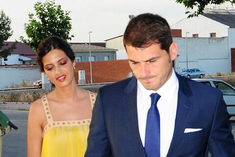 Iker Casillas et Sara Carbonero, de mariage : Radieux malgré une dure épreuve...