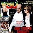 Magazine  VSD  en kiosques le 11 juin 2015.