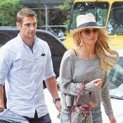 Jennifer Lawrence : Son garde du corps, beau gosse, lui vole la vedette