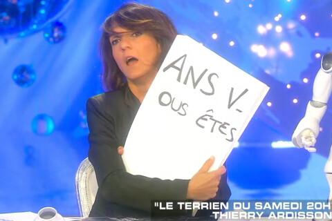 Florence Foresti : Son hilarante parodie de Thierry Ardisson