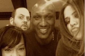 Khloé Kardashian et son ex Lamar Odom, brisés par une mort soudaine...