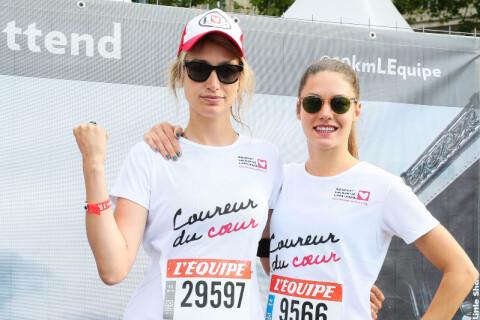 Pauline Lefèvre et Natasha Andrews: Ambassadrices de coeur réunies dans l'effort