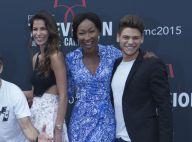 Rayane Bensetti entouré de jolies filles qui ont du 'Pep's' à Monte-Carlo