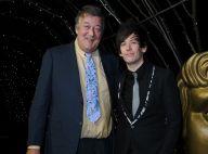 Stephen Fry et son jeune mari fuient leur lune de miel...
