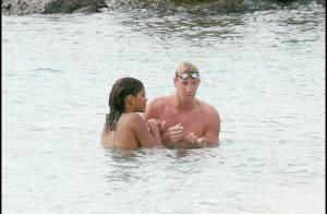 PHOTOS : Alain Bernard en flagrant délit de bisous avec sa chérie !