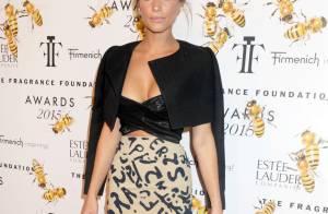 Kendall Jenner : Robe fendue sexy pour briller devant Naomi Campbell
