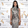 Naomi Campbell  lors de la soirée Fragrance Foundation Awards à New York le 17 juin 2015