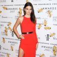 "Kendall Jenner - Cérémonie des ""Fragrance Foundation Awards"" à New York, le 17 juin 2015."