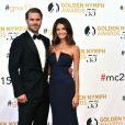Grey Damon et Aimee Teegarden - Cérémonie des Golden Nymph Awards lors du 55ème Festival de Télévision de Monte Carlo le 18 juin 2015