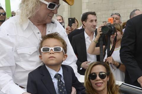 Michel Polnareff : Ovationné à Montluçon devant son fils Louka et Danyellah