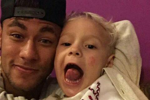 Neymar: Complice avec son fils Davi Lucca, il oublie ses déboires avec le Brésil