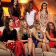 Les prétendantes de Shake, dans  Qui veut épouser mon fils ?  saison 4 sur TF1, le vendredi 26 juin 2015.