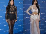 Kim Kardashian et Kylie Jenner : Ultrasexy à Cannes, en dentelle et transparence