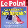 Magazine  Le Point  en kiosques le 25 juin 2015.