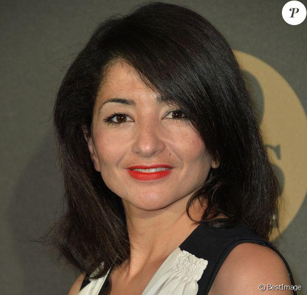 Jeannette Bougrab - Soirée des 30 ans de Canal + au Palais de Tokyo à Paris le 4 novembre 2014.