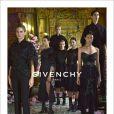 Campagne publicitaire Givenchy automne-hiver 2015-2016. Photo par Mert et Marcus.