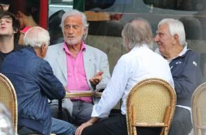 Jean-Paul Belmondo: Le ''Magnifique'' en pleine forme au côté de son frère Alain