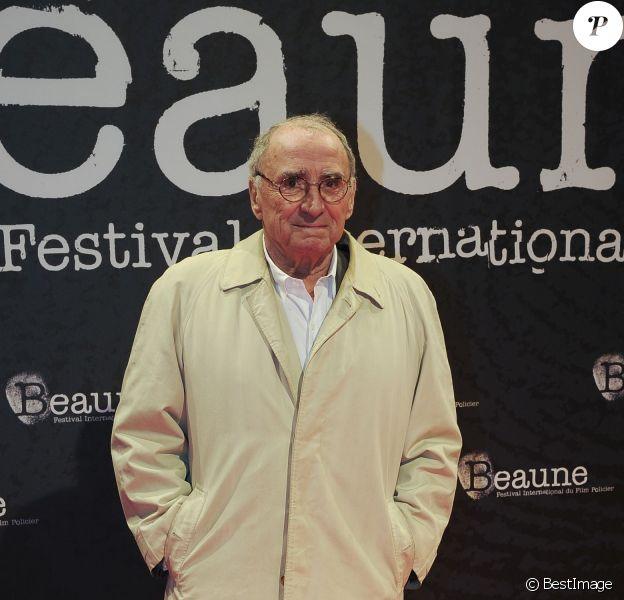 Claude Brasseur - Deuxième jour du 7e Festival International du Film Policier à Beaune, le 26 mars 2015