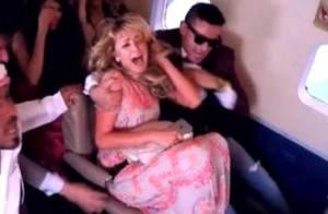 Paris Hilton, son faux crash d'avion : Un coup monté à 1 million de dollars ?