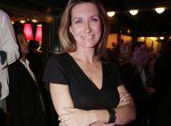 Anne-Claire Coudray enceinte : ''Je vais devoir me poser, me calmer''