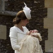Baptême Charlotte de Cambridge : William et Kate comblés, George espiègle