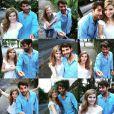 James Wolk et sa femme Elizabeth sur Instagram - Juillet 2015