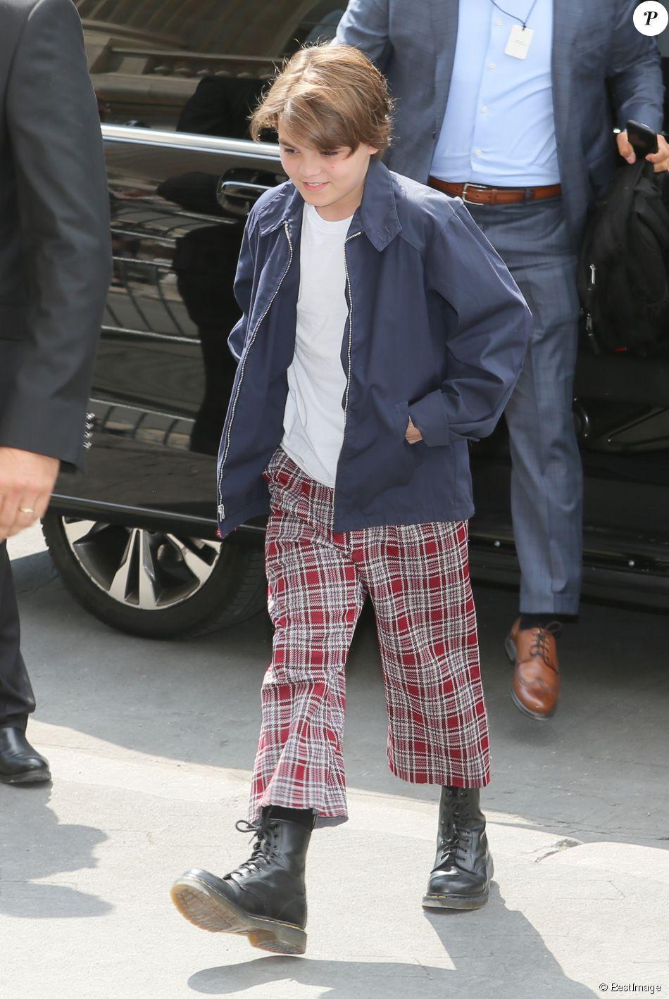 John Christopher Depp III (dit Jack, fils de Vanessa ...