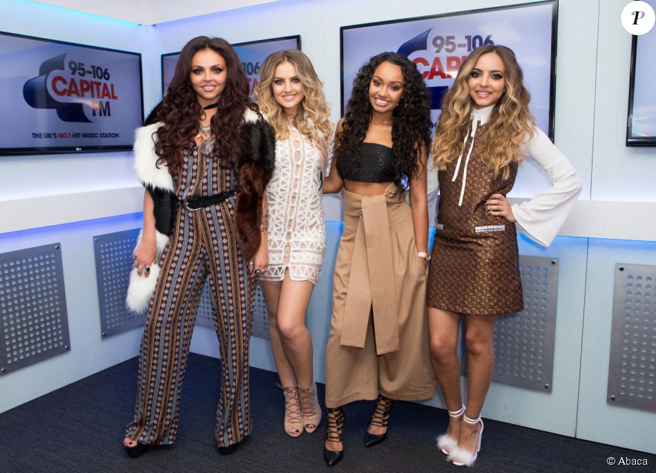 Galerry  Perrie Edwards Jesy Nelson Jade Thirlwall et Leigh Anne Pinnock