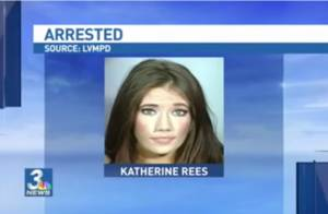 Katherine Nicole Rees : L'ex-Miss déchue arrêtée pour trafic de drogue