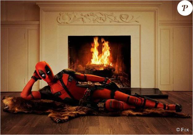 Ryan Reynolds en Deadpool.