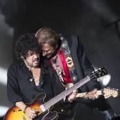 Johnny Hallyday aux Francofolies : Hommage touchant à l'ami Christian Audigier
